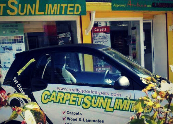 CarpetSun® | Fife's Leading Supplier of Floor Coverings, Curtains & Blinds